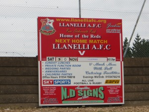 Welcome to Llanelli