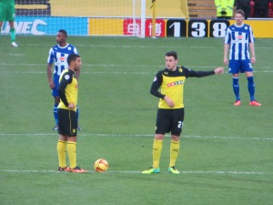 Deeney and Thorne ready for kick-off