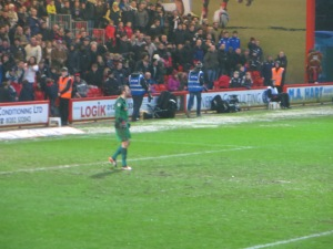 Almunia the hero