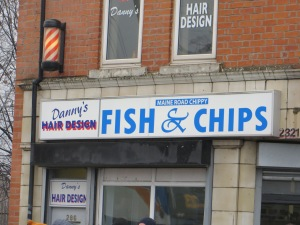 The Maine Road Chippie