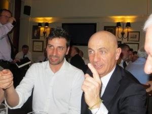 Beppe Sannino and Marco Cesarini