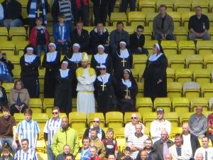 Worshipping Huddersfield