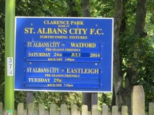 Welcome to Clarence Park
