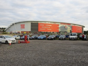 The New York Stadium