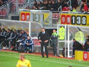 Slavisa Jokanovic's First Game at Vicarage Road