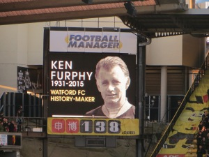 Paying tribute to Ken Furphy
