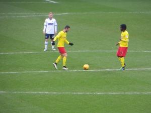 Layun takes the kick-off