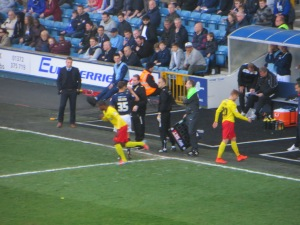 Ighalo replaces Vydra