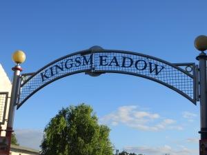 Welcome to Kingsmeadow