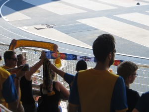 You'll Never Walk Alone Braunschweig Style