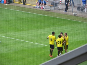 Ighalo congratulated on his 6th goal of this pre-season