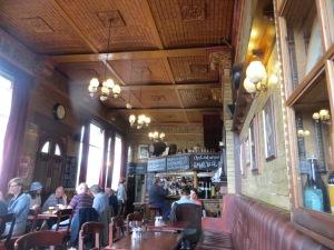 A gorgeous pre-match pub