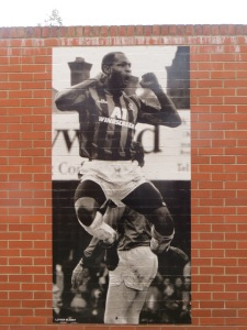Luther Blissett, a hero to Hornets and Cherries alike