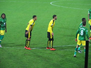 Deeney and Britos ready for action
