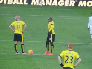 Amrabat and Ighalo line up to kick off