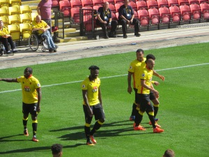 Ighalo delighted at scoring