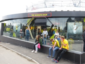 The new Hornet Shop