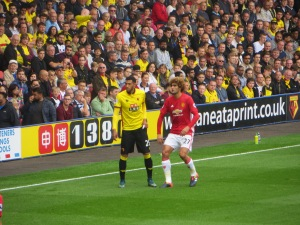 Capoue and Fellaini