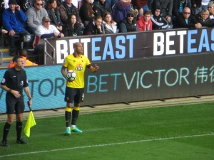Kaboul readies to take a throw