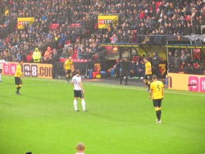 Amrabat launches a throw-in