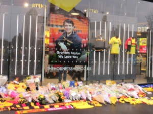 Graham Taylor, We Love You