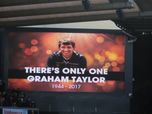 There's only one Graham Taylor