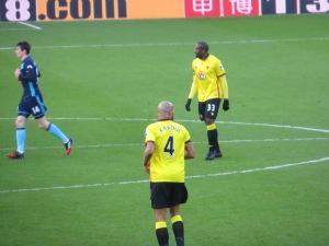Kaboul and Okaka